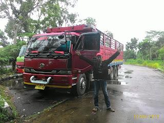 Pengemudi Truck, Logistik Dan Infrastruktur