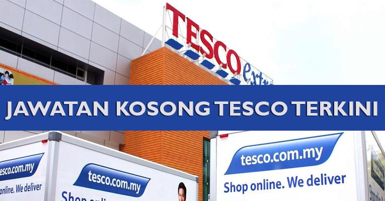Jawatan Kosong di Tesco Stores (Malaysia) Sdn Bhd