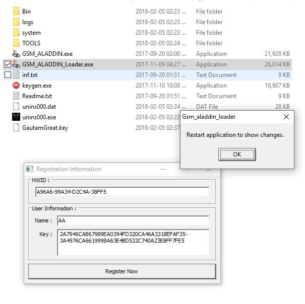 Gsm Aladdin Crack V2 1.42 100% Tested Full Free Download (Direct Link)