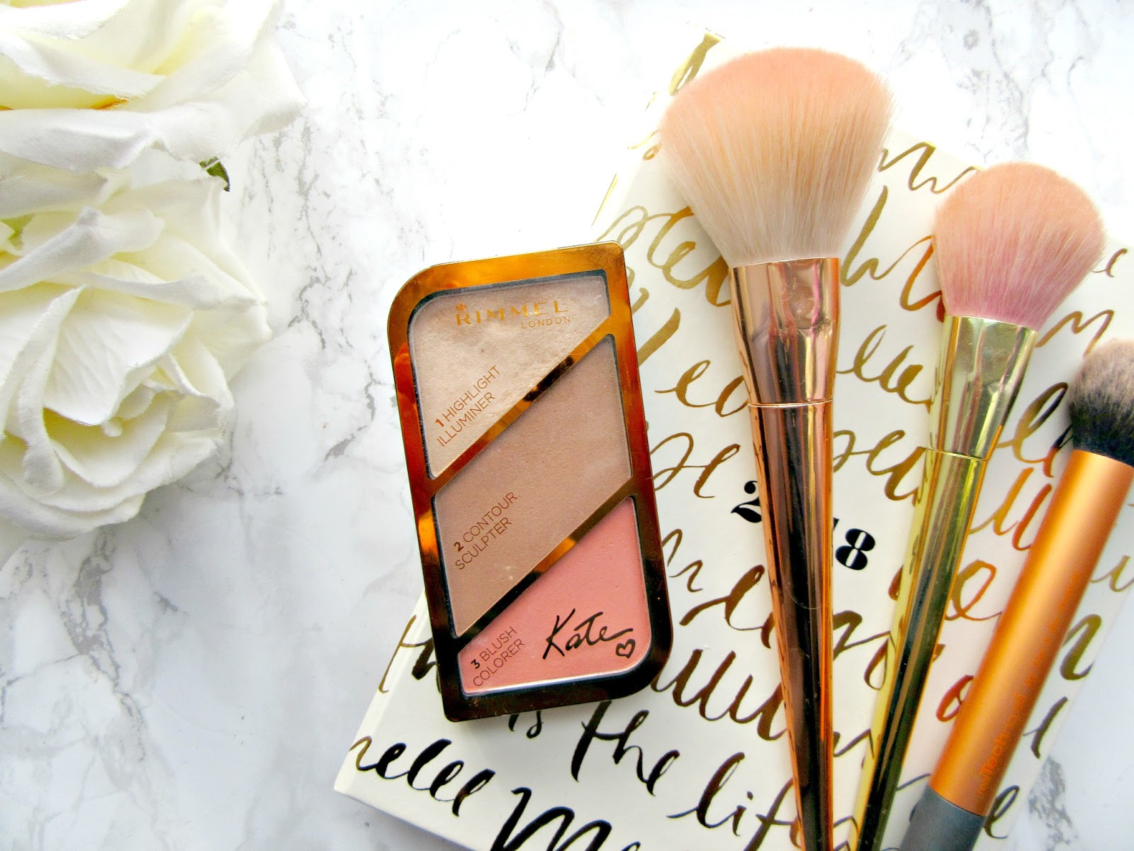 Rimmel Kate Moss Sculpting Palette