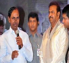 Babu Compares KCR to Potti Sriramulu