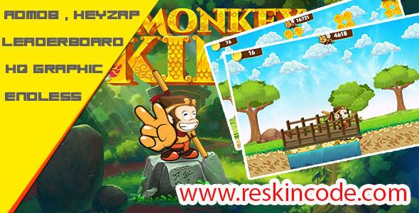 King Monkey Admob Leaderboard