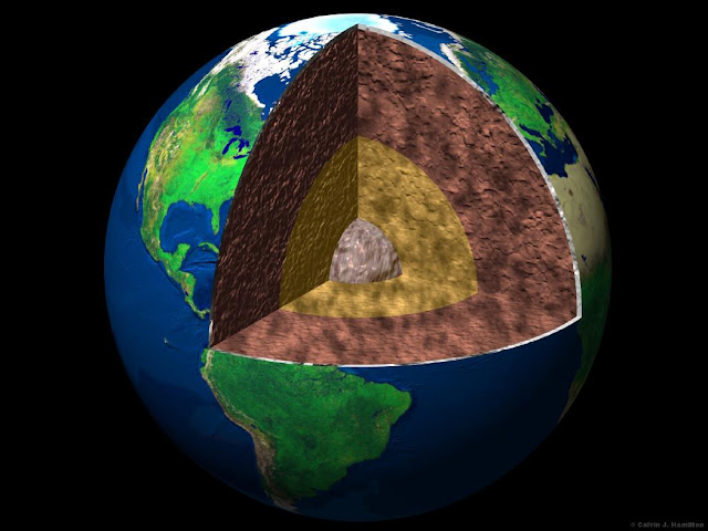 Challenging core belief: Have we misunderstood how Earth's solid center formed?