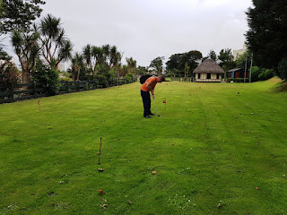 Mini Golf Putting course at Mooragh Park in Ramsey, Isle of Man