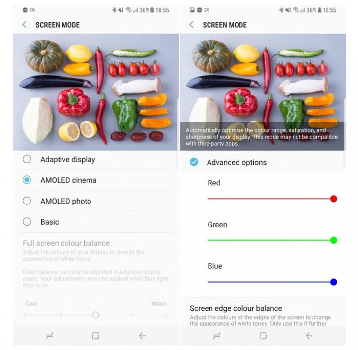 Samsung rilis update untuk mengatasi layar merah di Galaxy S8