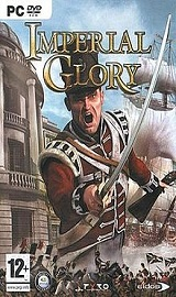 220px Imperialglorycover - Imperial Glory [2005] [PC]