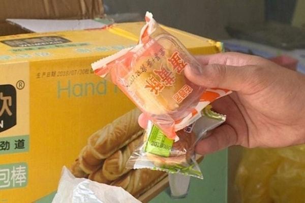Bánh trung thu nhập từ Trung Quốc giá siêu rẻ đang trà trộn vào thị trường