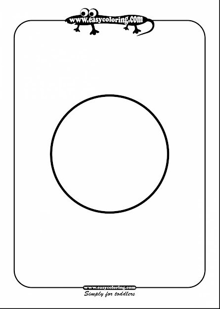 Surprising Large Shape Coloring Pages With Shape Coloring Pages And Shapes  Coloring Pages In Spanish