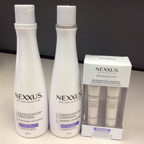 Nexxus Emergencee Collection ~ #Review #Giveaway