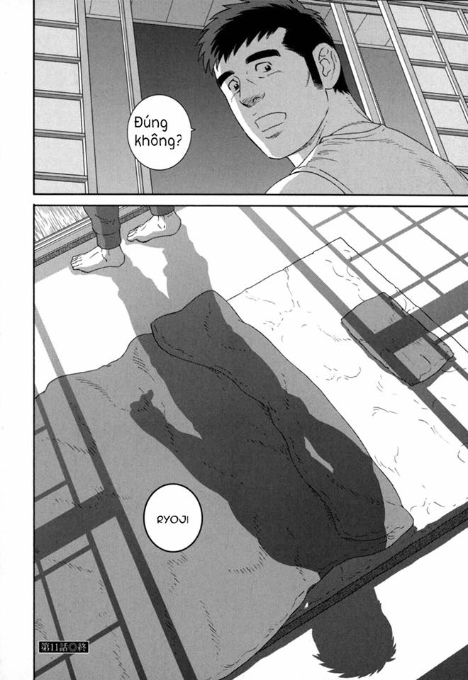 Người chồng của em tôi-Chap.11 Vol.2 - Tác giả Gengoroh Tagame - Trang 25