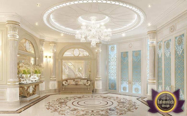 Nigeiradesign luxury villa design in dubai from katrina for Luxury interior design dubai
