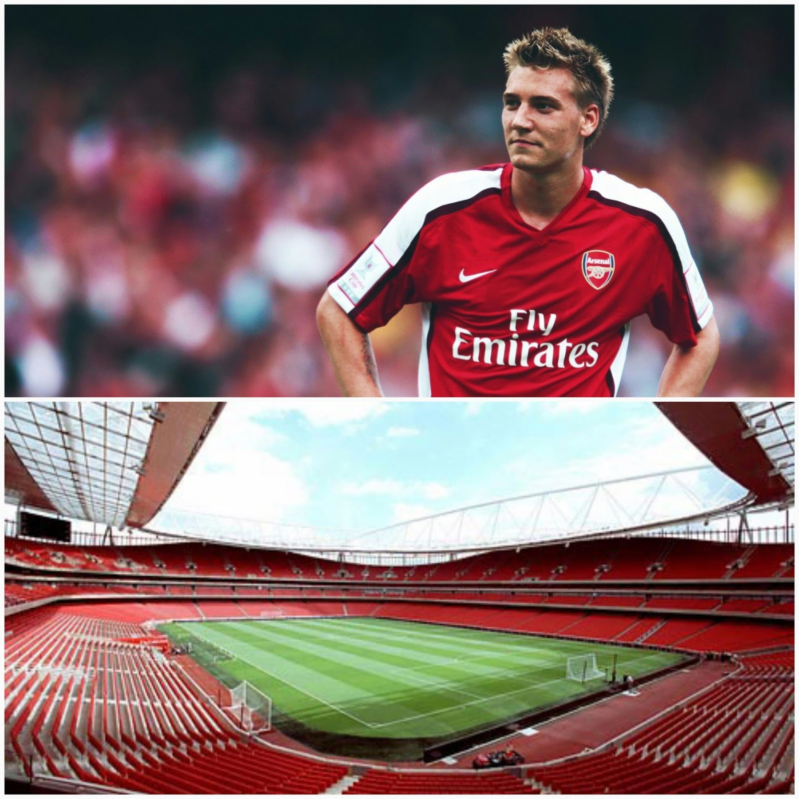 73a6bee891b Players like Bendtner were used in order fund the construction of the  Emirates