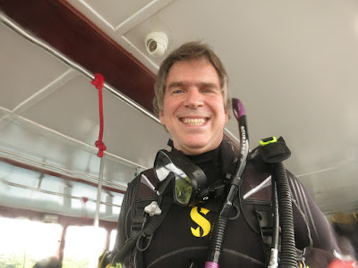 Testimonial by Kevin McCaughey of the June 2017 PADI IDC on Phuket, Thailand