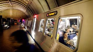 Silver Line Metro Washington DC