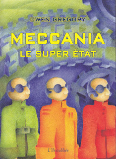 Meccania le Super-État - Owen Gregory