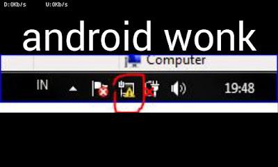 cara membuat ponsel jadi modem