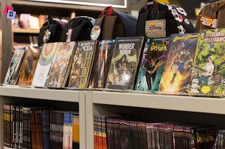 Productos que pueden conseguirse en Heroes Comic Con Valencia