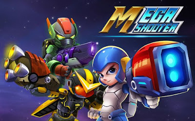 Mega Shooter Infinity Space War (Galaxy Heroes) MOD APK