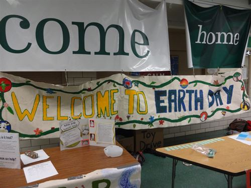 Best Earth Day Ideas For High School