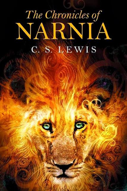 Coperta cărţii Cronicilor Din Narnia