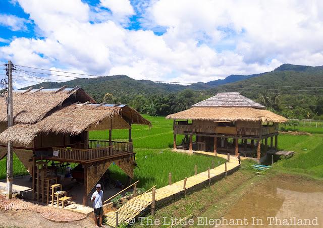 Farmer School Sila Phet, Nan - Thailand