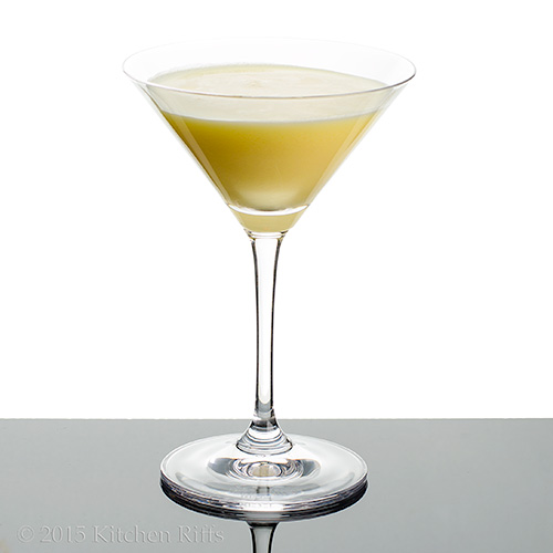 The Golden Dream Cocktail