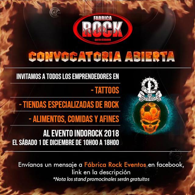 Clausura del Indo Rock 2018