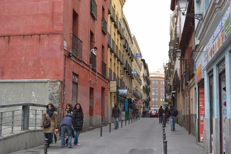 Madrid, espagne, Lavapies