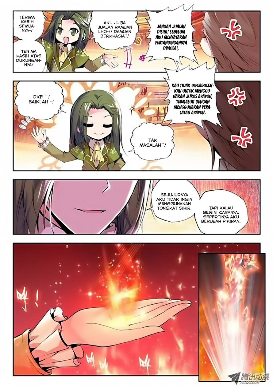Shen Yin Wang Zuo Chapter 66