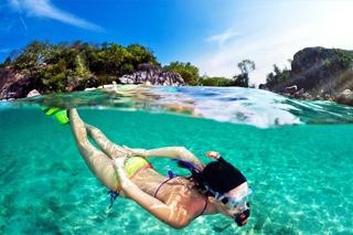 Crystal Bay Snorkeling | Sunia Bali Tour