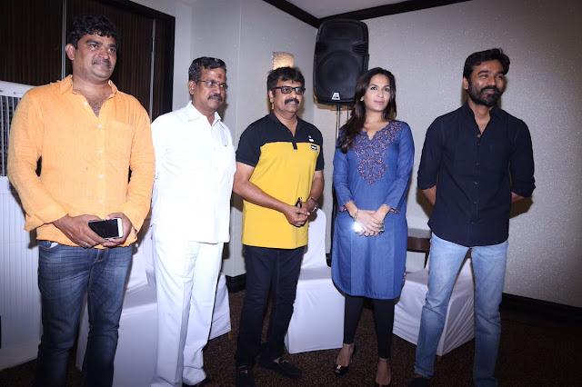 Dhanush's VIP 2 Success Meet Stills