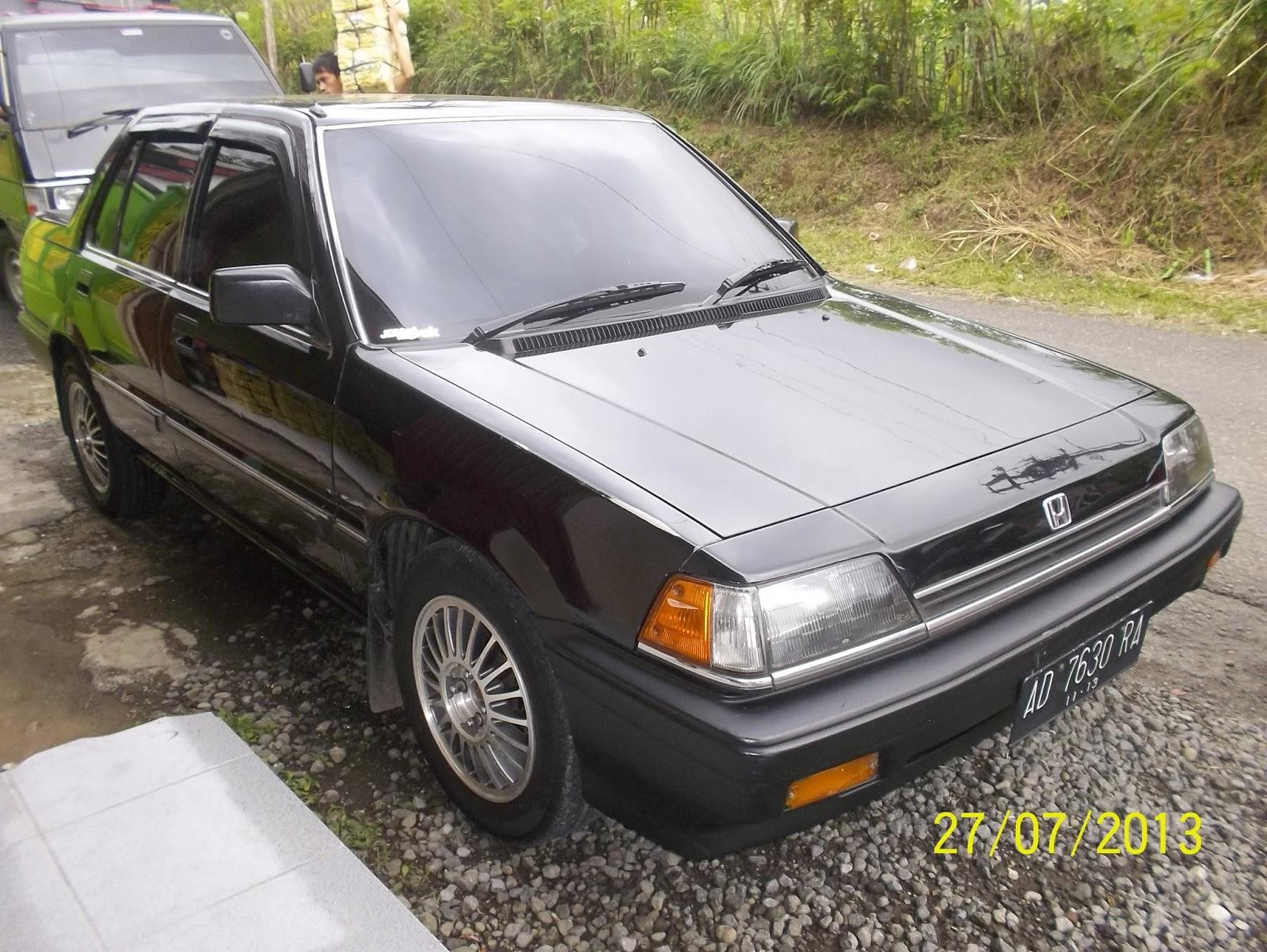 54 Foto Mobil Honda Civic Tahun 1987 | Ragam Modifikasi