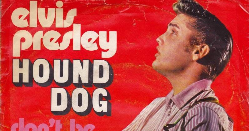 Elvis Presley Hound Dog Guitar Chords Lyrics Kunci Gitar