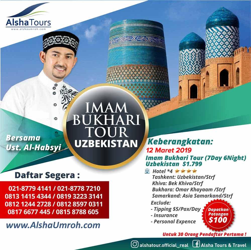 Paket Wisata Uzbekistan Murah - Alsha Tour