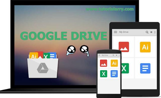 Google Umumkan Google Drive Akan Di Hapus Pada Maret 2018