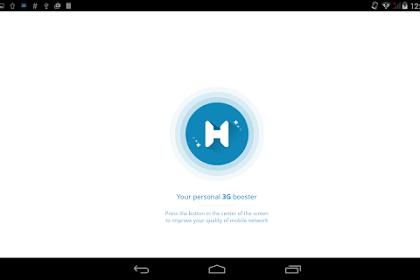 Cara Menstabilkan Jaringan 3G Android menggunkan HSPA+ Tweaker
