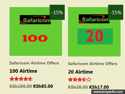 discounted airtime