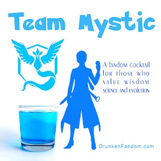The Team Mystic Cocktail