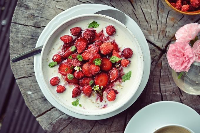 Zdrowe śniadanie mistrzów czyli zdrowa miska!