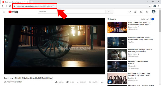 Cara Mudah Download Video Youtube Agar Menjadi MP3