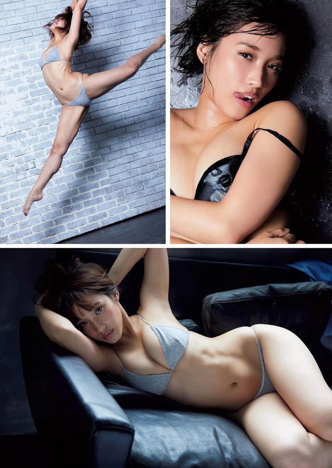 Sario Okada 岡田サリオ, Weekly Playboy 2017 No.50 (週刊プレイボーイ 2017年50号)