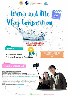 Water and Me! Vlog Competition
