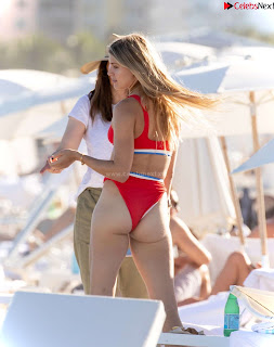 Eugenie Bouchard  in Bikini Beautiful    celebrity.co Exclusive 10