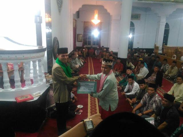 Terkait Pencemaran Nama Baik, M Ali Ikhsan Pondok Beringin Minta Maaf ke Wabup