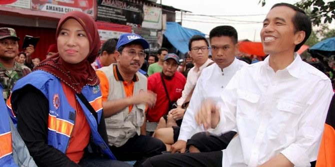 5 Lurah Paling Cantik Di Indonesia