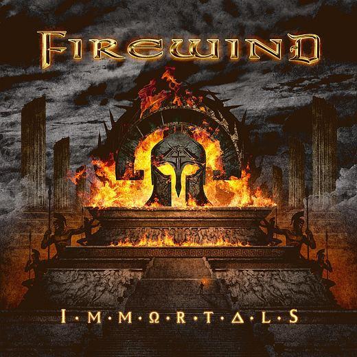 FIREWIND - Immortal [Limited Edition] (2017) full