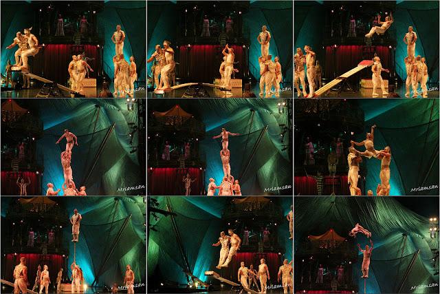 林公子生活遊記: 太陽劇團香港站 正式公演 多項特技表演.開眼界的好機會精彩絕倫令人震撼 Cirque du Soleil KOOZA