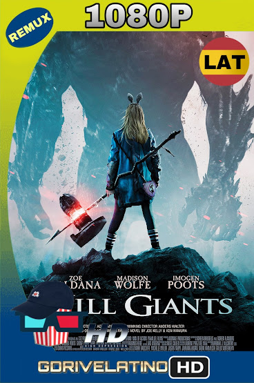 I Kill Giants (2017) BDRemux 1080p Latino-Ingles MKV