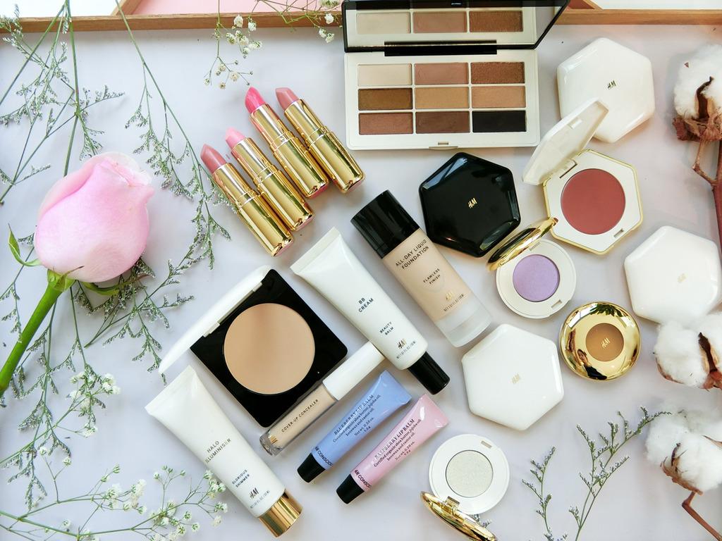 H&M Beauty, H&M Beauty launch