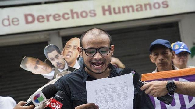 Tribunal militar privó de libertad al periodista Carlos Julio Rojas